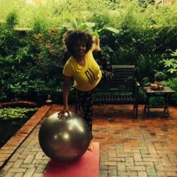 Professeur de Yoga-Vinyasa | Emmanuelle