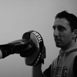 Coach de boxe | Santo