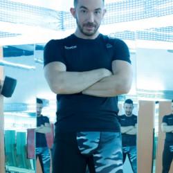 Coach de musculation | Baptiste