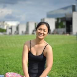 Professeur de Yoga-Vinyasa | Sung-Ah