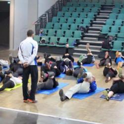 Coach sportif de remise en forme | Nadjib