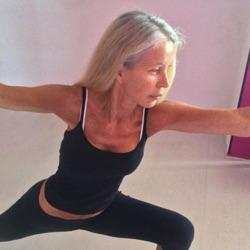 Professeur de Yoga-Hatha | Géraldine-Parme