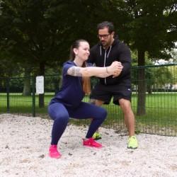 Coach de boxe | Thierry