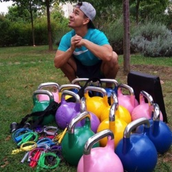 Coach de cross-fit | Samir