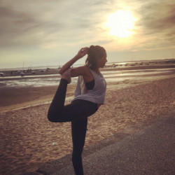 Professeur de Yoga-Vinyasa | Erika