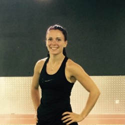 Coach de musculation | Orianne